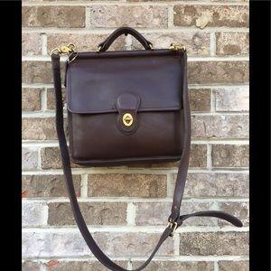 Vintage COACH Willis Crossbody Bag Purse #9927